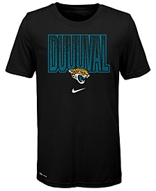 Big Boys Jacksonville Jaguars Local Verbiage T-Shirt
