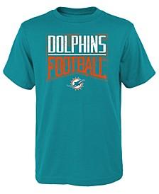 Big Boys Miami Dolphins Energy T-Shirt
