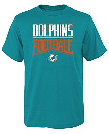 Outerstuff Big Boys Miami Dolphins Energy T-Shirt