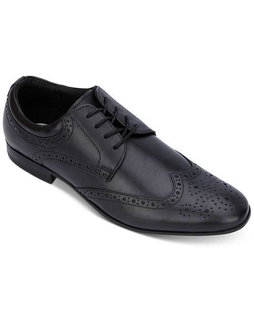 Kenneth Cole Reaction Men's Zeke Wingtip Oxfords