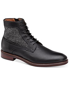 Men's Warner Inside Zip Jack Boots