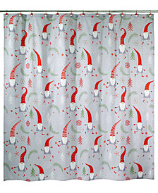 Avanti Gnome Walk Shower Curtain