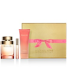 Michael Kors 3-Pc. Wonderlust Deluxe Gift Set