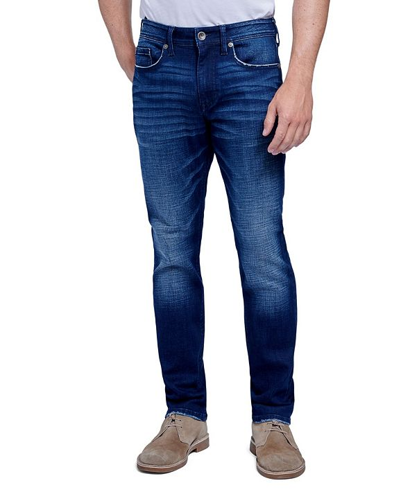 Seven7 Jeans Men's Slim Straight Cut 5 Pocket Jean