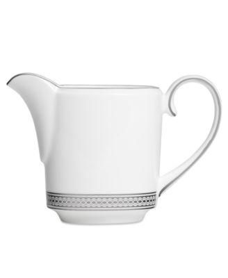 Dinnerware, Moderne Creamer