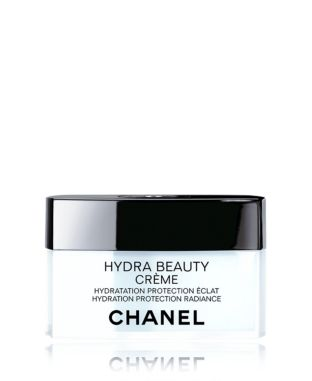 Chanel Hydra Beauty Creme - Summer to Fall Skin Care & Makeup in case you care to peek in my Fierce Over 40 arsenal.