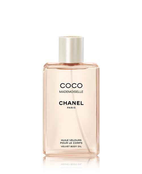 CHANEL Velvet Body Oil
