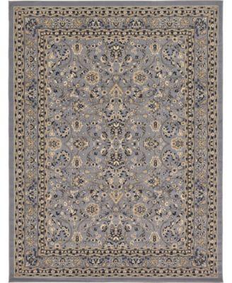 Arnav Arn1 Gray 7' x 10' Area Rug
