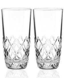 kate spade new york Downing Cuts Avenue Sets of 2 Barware