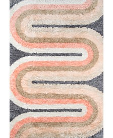 Novogratz Retro Ret-2 Multi Area Rug Collection
