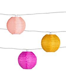 Soji Solar String Lights - Bellini Solar Lantern