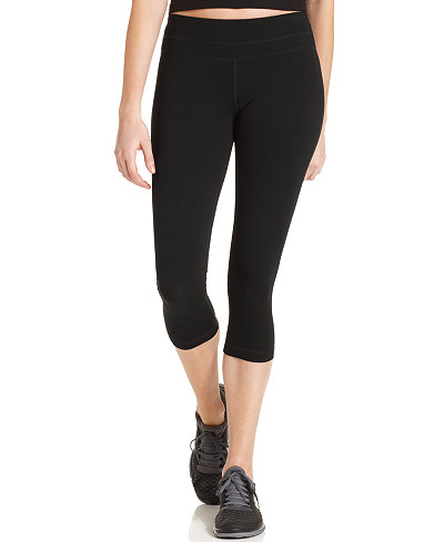 Ideology Rapidry Cropped Leggings, Only at Macy's