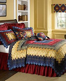 American Heritage Textiles 2 Piece Quilt Set- Twin