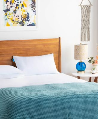 Gel Encased Shredded Memory Foam Pillow, Standard