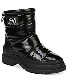 Carlton Puffer Ankle Boots