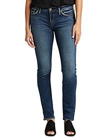 Silver Jeans Co. Avery Straight-Leg Jean