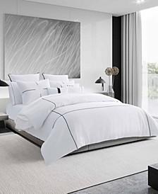 Zig Zag King Comforter Set