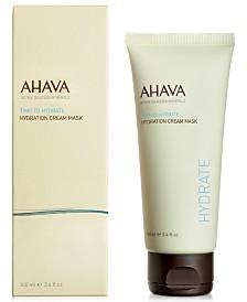 Ahava Hydration Cream Mask, 3.4 oz