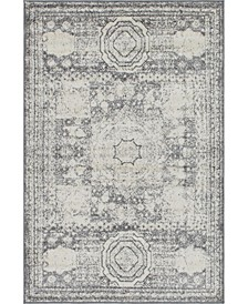 Mobley Mob2 Light Gray Area Rug Collection