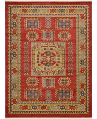 Harik Har6 Red 10' x 13' Area Rug