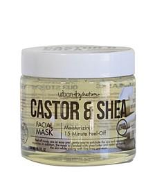 Shea and Castor Peel Off Facial Mask