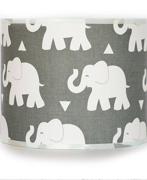 Pam Grace Creations Indie Elephant Lamp Shade
