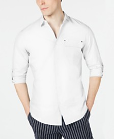 I.N.C. Men's Ryan Topper Shirt, Created for Macy's
