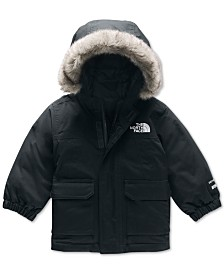 The North Face Baby Boys McMurdo Hooded Down Parka