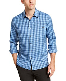 Men's Hemlock Heather Plaid Shirt