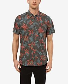 Men's Threshold Short Sleeve Shirt