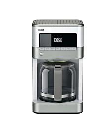Braun BrewSense Drip 12 Cup Coffee Maker