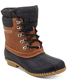 Tommy Hilfiger Women's Muddy Cold-Weather Boots