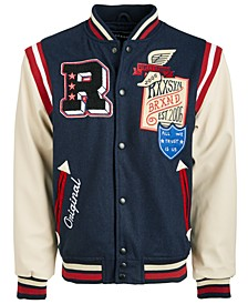 Men's Field Varsity Jacket