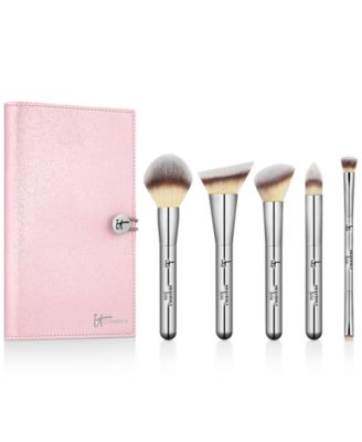 6-Pc. Heavenly Luxe Must-Haves! Full Size Brush Set, Created For Macy's