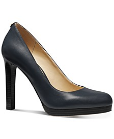 Ethel Platform Pumps