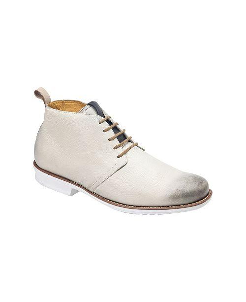 Sandro Moscoloni Plain Toe 5 Eyelet Demi Boot