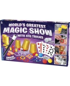Thames & Kosmos World's Greatest Magic Show
