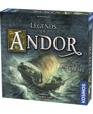 Thames & Kosmos Legends of Andor - Journey To The North