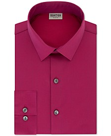 Men's Slim-Fit All Day Flex Solid Dress Shirt