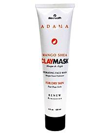 Clay Mask Mango Face Mask, 4 oz