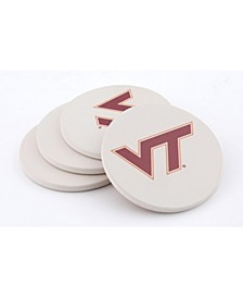 Virginia Tech Coasters, Set of 4