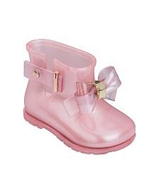 Mini Melissa Toddler Girls Sugar Rain Princess BB Boot