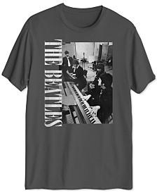 Hybrid Men's Beatles Band Practice Graphic T-Shirt