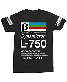 Betamax Men's Graphic T-Shirt