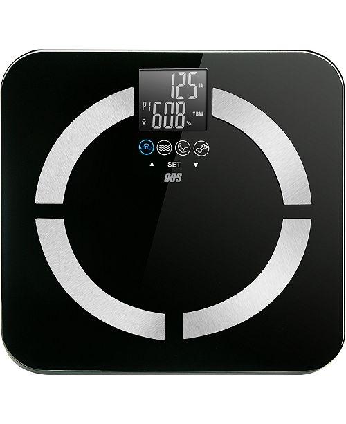 OPTIMA HOME SCALES Optima Home Scale Contour BMI Bathroom Scale