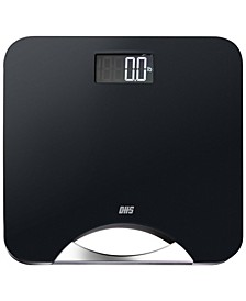 Optima Home Scale Silhouette Bathroom Scale
