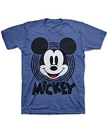 Little Boys Hypnotized Mickey Mouse T-Shirt