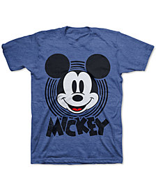 Disney Little Boys Hypnotized Mickey Mouse T-Shirt
