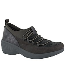 So Lite Sleek Wedge Sneakers