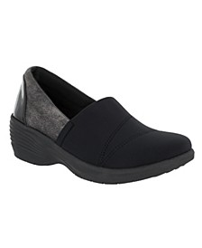 So Lite Solo Slip On Wedges